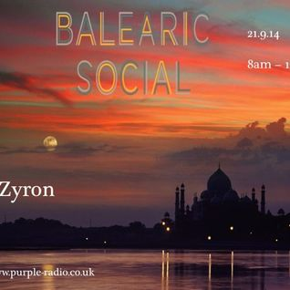 Guest Mix Zyron 21.9.14