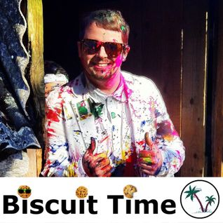 Biscuit Time with LIBRA on Soundart Radio 102.5FM 22/06/13