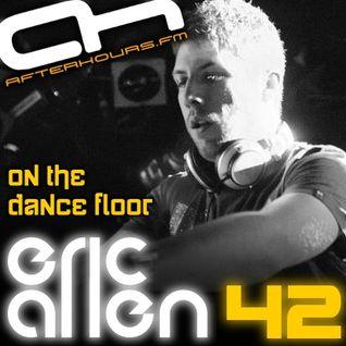 Eric Allen - On The Dance Floor 042