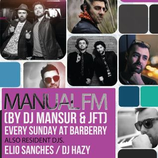 Live set by MANUAL FM / Barberry Club / day 2