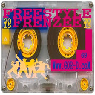 Freestyle Frenzee 2015 - GOR-D