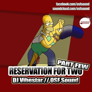 Reservation For Two (Part Few) (Reggae Lovers)