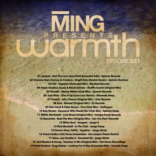 MING Presents Warmth 021