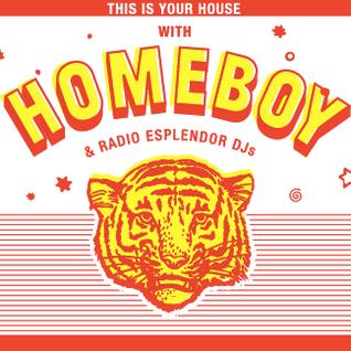 Marko Friedl @This Is Your House w/Homeboy & Radio Esplendor DJs