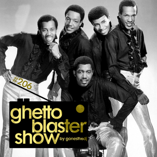 GHETTOBLASTERSHOW #206 (jan. 10/15)
