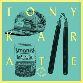 Brrrrrap Podcast 08 - Tony Karate
