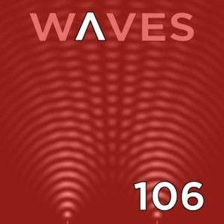 WΛVES #106 - SENSURROUND - 21/08/2016