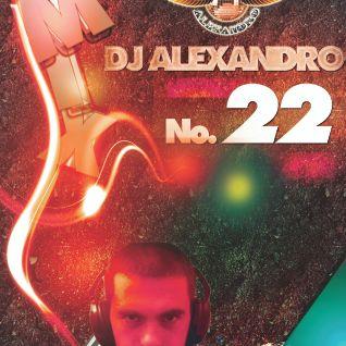 Dj Alexandro Mix No. 22 (Februar 2014)