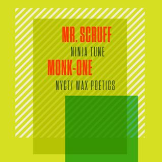 Mr. Scruff & Monk-One Live at Output