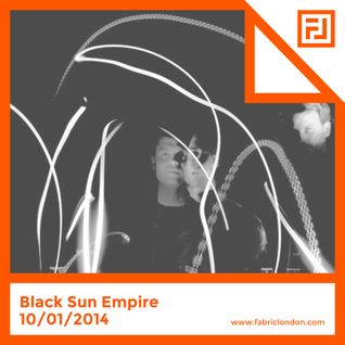 Black Sun Empire - FABRICLIVE Promo Mix
