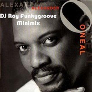 DJ Roy Funkygroove Alexander O'Neal hitmix