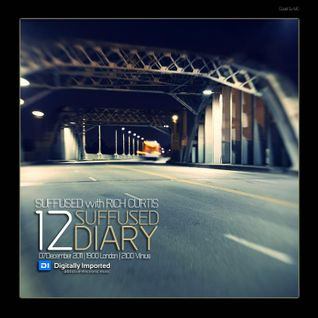 Rich Curtis - Suffused Diary 012 (7-Dec-2011) on Digitally Imported (Di.Fm)