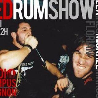 Le Redrum Show - Radio Campus Avignon - 15/01/13