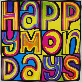 21/05/2015 - Happy Mondays.