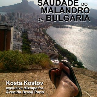 Kosta Kostov | Saudade do Malandro | Mixtape