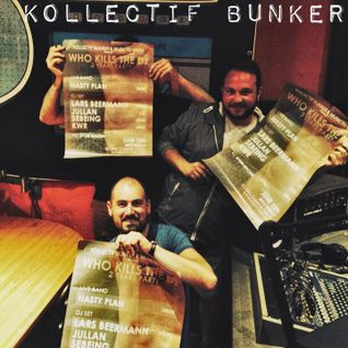 YB #27 (Kollectif Bunker promo mix) | Clap! Clap!, Chief, BoomBaptist, Nightmares on Wax, BR&CP...