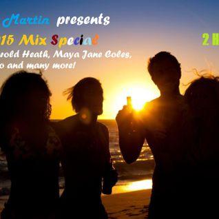 April 2015 Special Mix