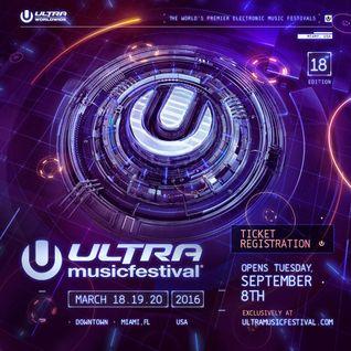 Richie Hawtin @ Ultra Music Festival 2016 (Miami, USA) – 19.03.2016 [FREE DOWNLOAD]