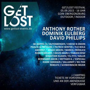 """Bernhard Jakob - GET-LOST """"Open Air Floor"""" - GoIn-Obergünzburg, 05.09.2015 (18-20 Uhr)"""
