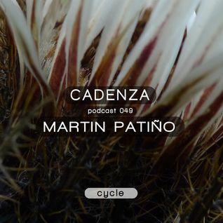 Cadenza   Podcast  049 Martin Patino  (Cycle)