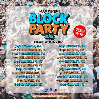 Major Lazer - Live @ Mad Decent Block Party 2015 (Los Angeles) - 19.09.2015