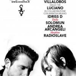 Solomun @ Cocoricò Halloween,Italy (31.10.2011)