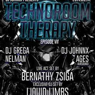 Art Style: Techno | DJ Johnnx Presents : TechnoRoom Therapy | Episode 7 : Nelman