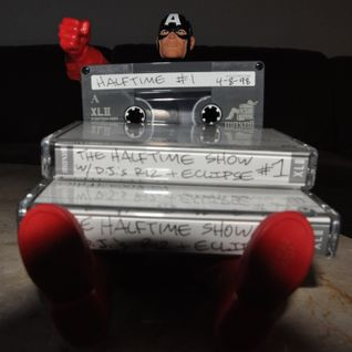 The Halftime Show w/DJ Riz & DJ Eclipse (w/Shabazz, X-Men, Hiero & B.E.P.) 89.1 WNYU April 8, 1998