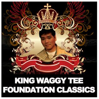 King Waggy Tee 100% Foundation Classics