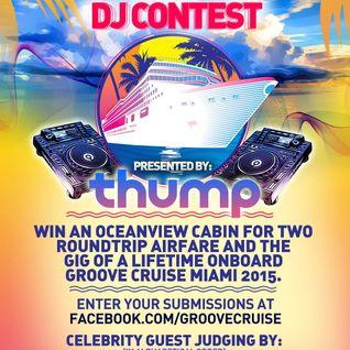 Miami Groove Cruise 2015 Dj Contest mix
