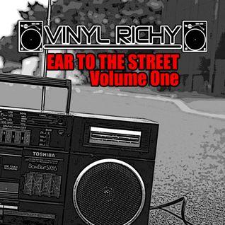 Vinyl Richy - Ear To The Street Vol. 1