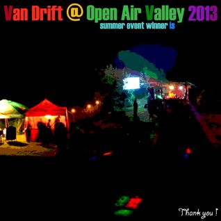 Van Drift @ Open Air Valley 5.6.2013