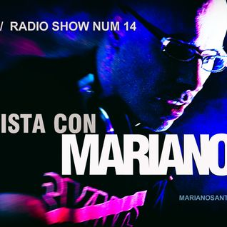 MARIANO SANTOS @ DJ GROUP RADIO - INTERVIEW AND MUSIC