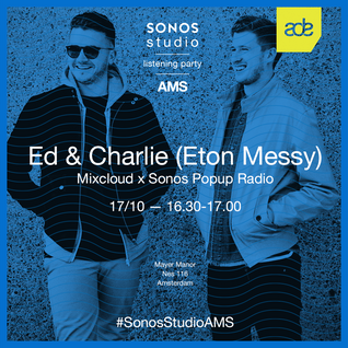 Mixcloud and Sonos present The Art of Curation: Eton Messy