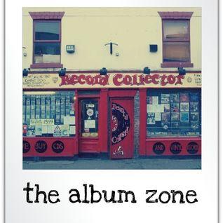 The Album Zone - Simon G - April 2013 inc. Record Store Day
