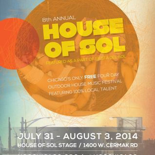 HOUSE OF SOL 2014: SCRUBFISH 8/2/14 UGHTV