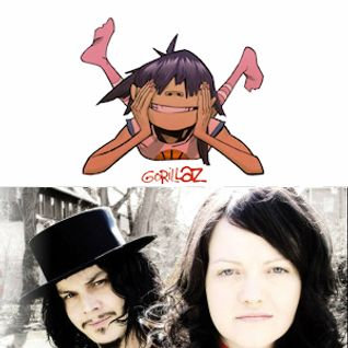 Seven Feel Good Nations Inc. (The White Stripes vs. Gorillaz)