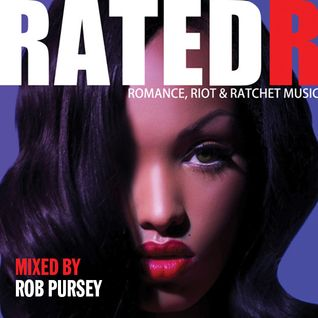 Rated R - Summer Mix - Mixed Live By Rob Pursey