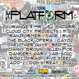 14/10/16 HiPNOTT Presents: The Platform