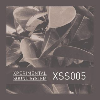 Xperimental Sound System: XSS005 / Cubo