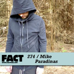 Mike Paradinas Footwork Mix 2 (FACT mix 274)