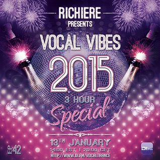 Richiere - Vocal Vibes 42 (2015 Special)