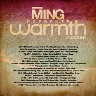 MING Presents Warmth 040