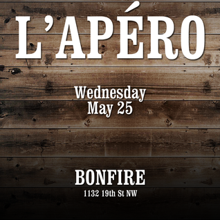 L'Apéro at Bonfire, May 2016