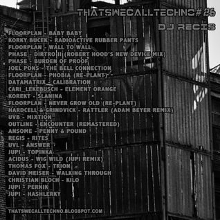 Thatswecalltechno026-Dj Recis