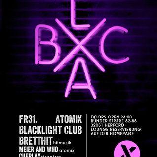 BrettHit @ Black Light Club Atomix, X - Herford