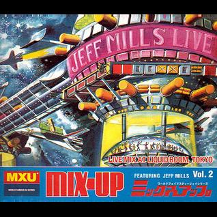 Jeff Mills – Mix-Up Vol. 2