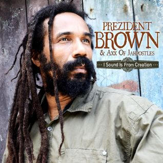 Reggae Expres feat. interview with Prezident Brown