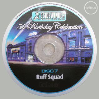 Ruff Squad - Sidewinder 5th Birthday - March 2004