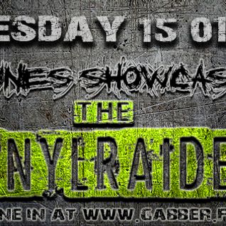 The VINYLRAIDER - NOT EASY TUNES SHOWCASE # 008 ON GABBER.FM 15/01/2014